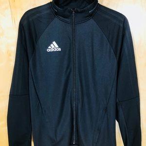 NWT Adidas Black Trio17 Training Jacket BJ9294-M